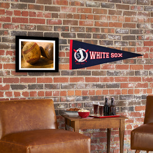 Chicago White Sox Cooperstown Pennant