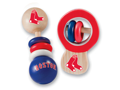 Boston Red Sox Rattles, Baby toy