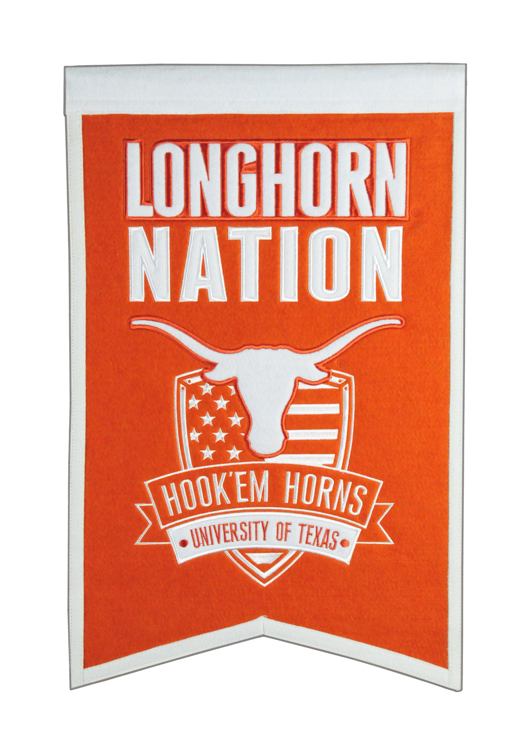Texas Longhorns Nations Banner - 14
