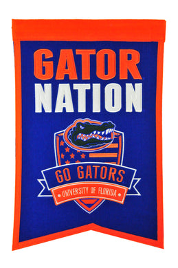 Florida Gators Nation Banner - 14