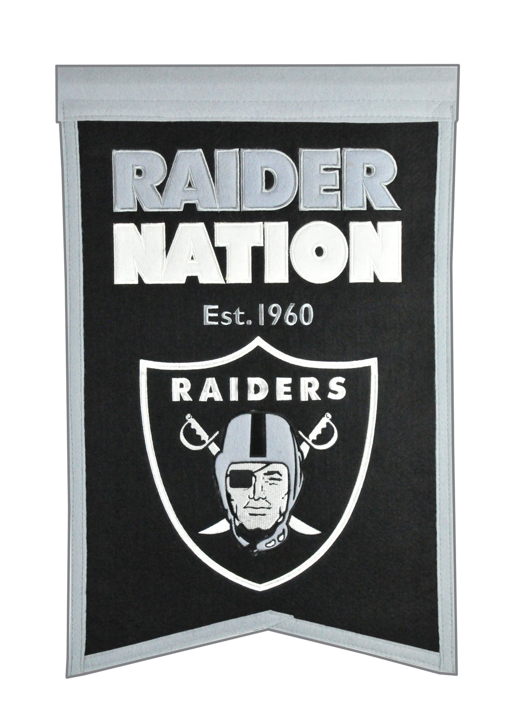 Oakland Raiders Franchise Banner - 14