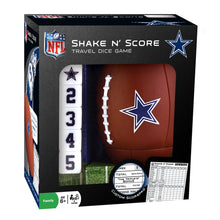 Dallas Cowboys Shake N score Game