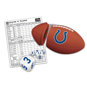 Indianapolis Colts Shake 'n Score Game
