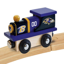 Baltimore Ravens Toy Train