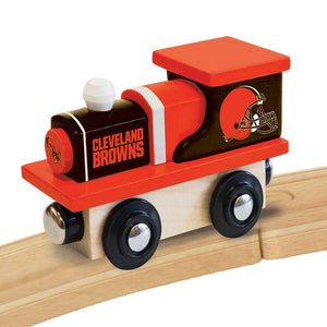 Cleveland Browns Toy Train