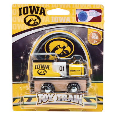 Iowa Hawkeyes Toy Train