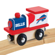 Buffalo Bills Toy Train
