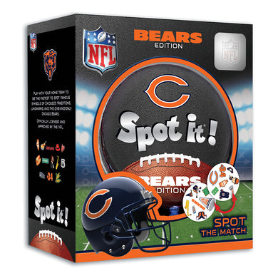 Chicago Bears Spot It Game