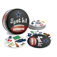 Dallas Cowboys Spot It Game