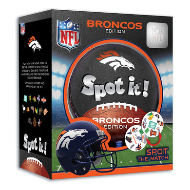 Denver Broncos Spot It Game