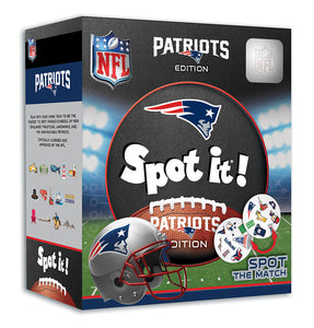 New England Patriots Spot It Game