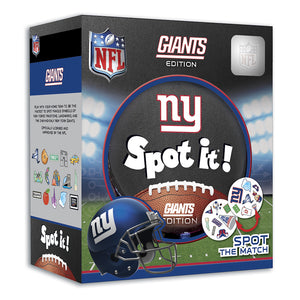 New York Giants Spot It Game
