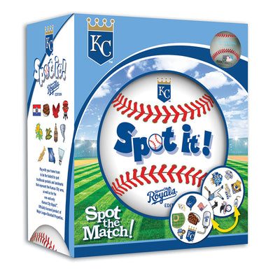 Kansas City Royals Spot It! Game