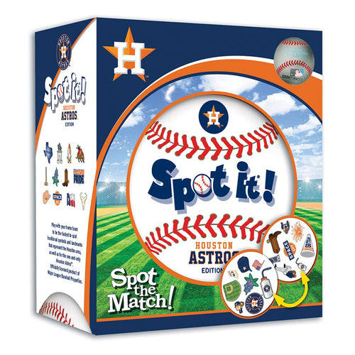 Houston Astros Spot It! Game