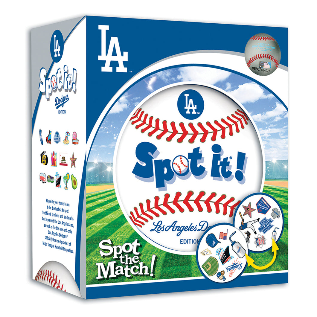 Los Angeles Dodgers Spot It! Game