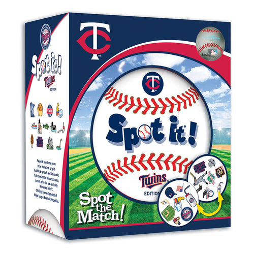 Minnesota Twins Spot It! Game