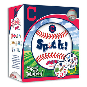 Cleveland Indians Spot It! Game