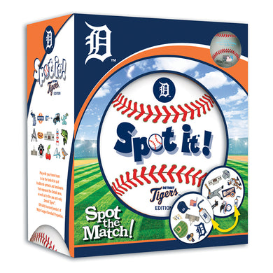 Detroit Tigers Spot It! Game