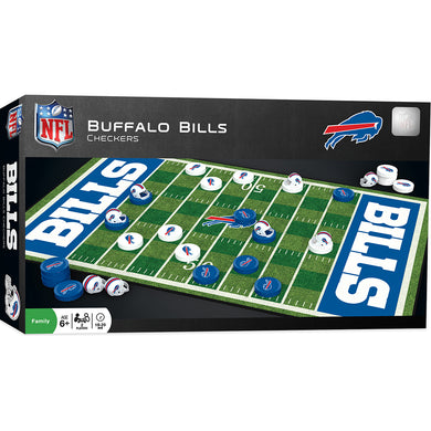 Buffalo Bills Checkers