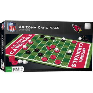 Arizona Cardinals Checkers