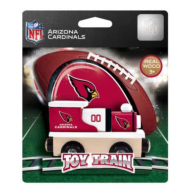 Arizona Cardinals Toy Train