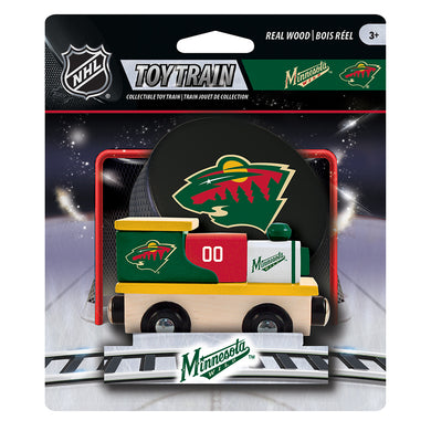 Minnesota Wild toy Train
