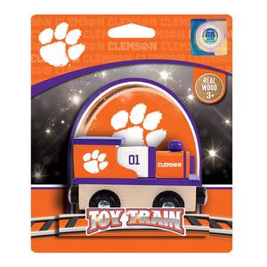 Clemson Tigers Toy Train