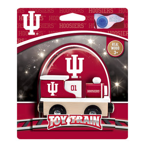 Indiana Hoosiers Toy Train