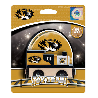 Missouri Tigers Toy Train