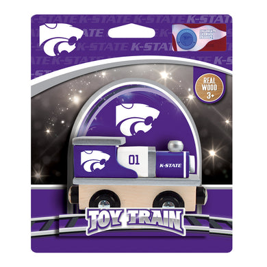 Kansas State Wildcats Toy Train