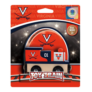 Virginia Cavaliers Toy Train