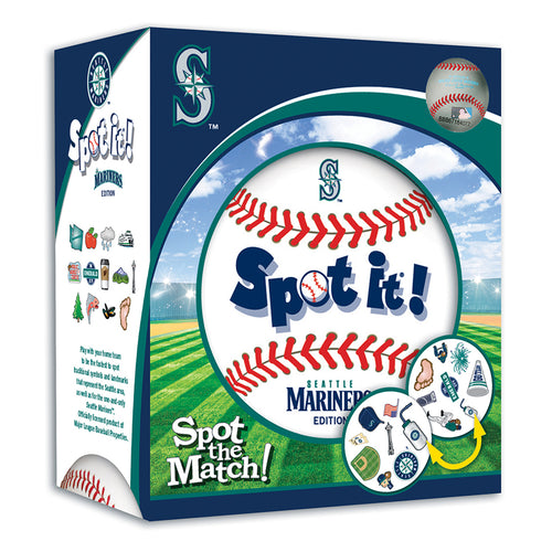 Seattle Mariners Spot It! Game