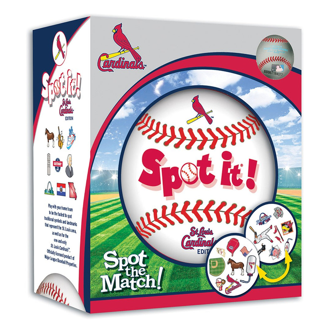 St. Louis Cardinals Spot It! Game