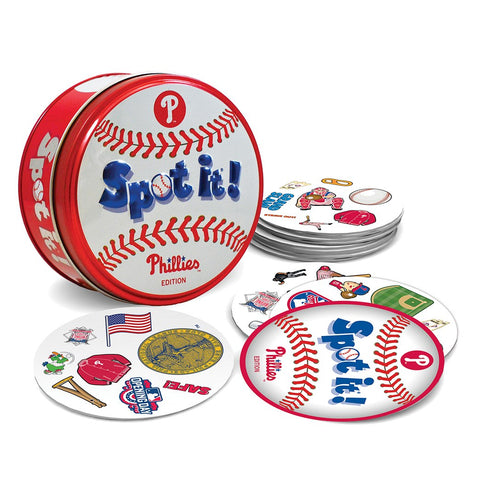 Philadelphia Phillies Spot It! Game