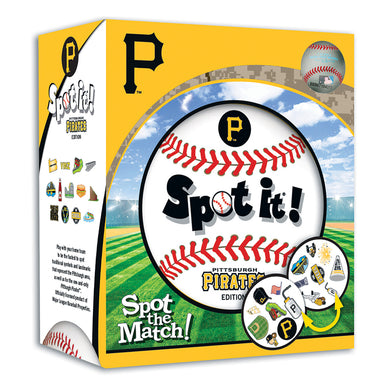 Pittsburgh Pirates Spot It! Game