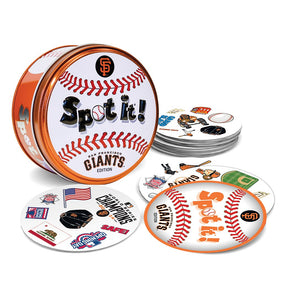 San Francisco Giants Spot It! Game