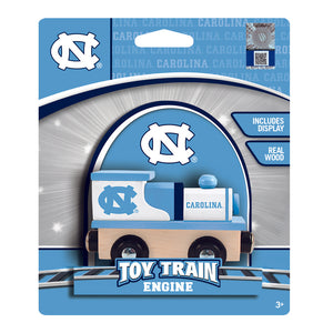 North Carolina Tar Heels Toy Train