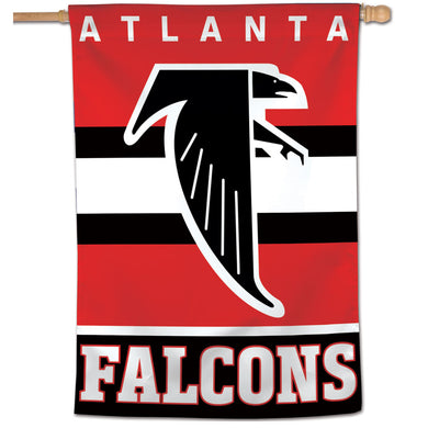Atlanta Falcons Retro Vertical Flag - 28