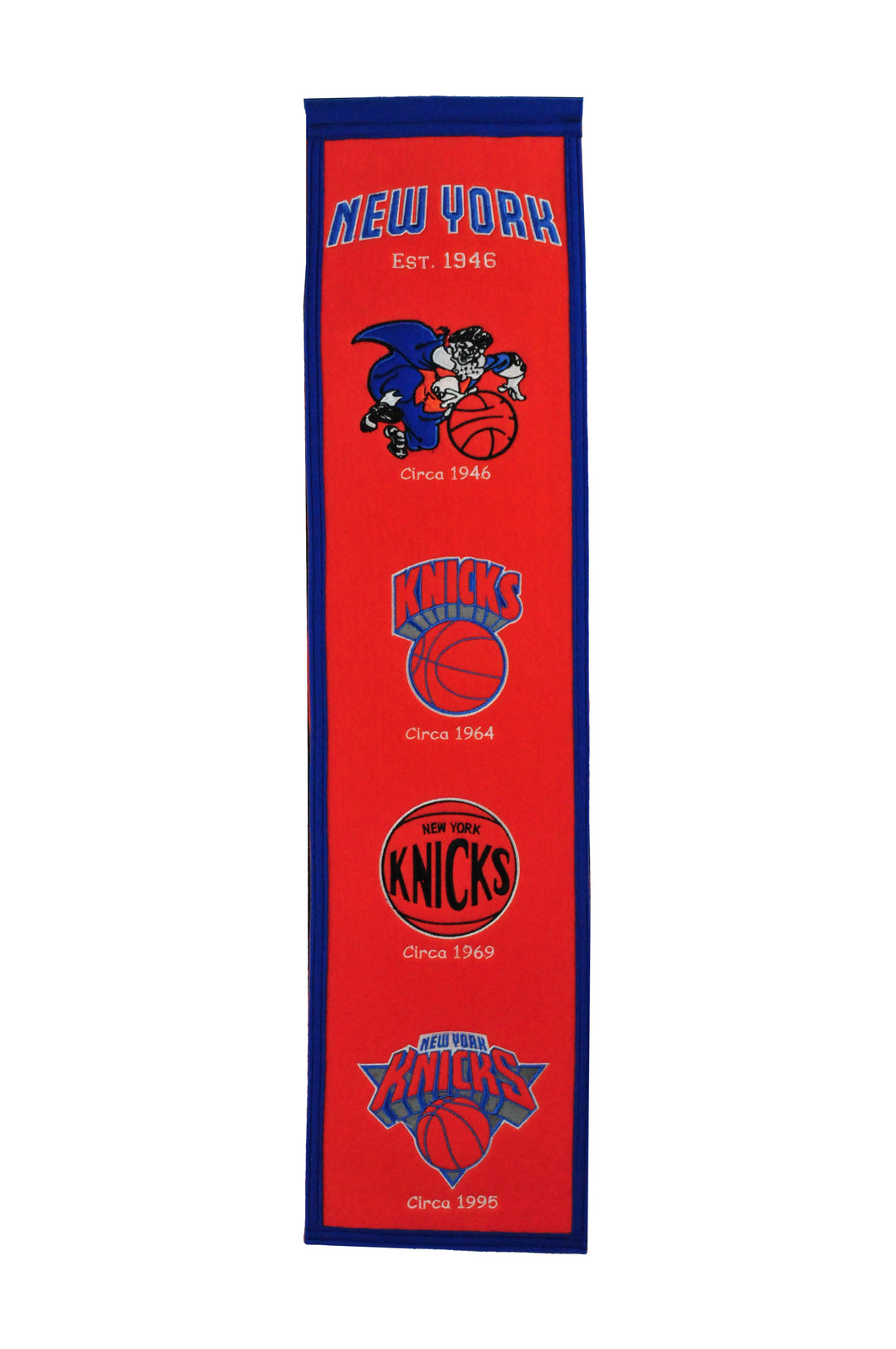 New York Knicks Heritage Wool Banner 8