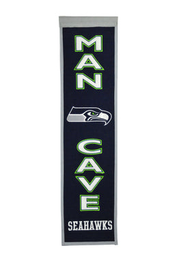 Seattle Seahawks Man Cave Banner - 8
