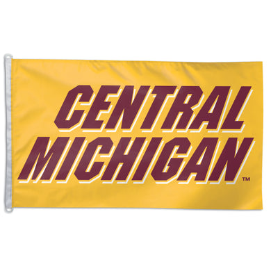 Central Michigan Chippewas flag