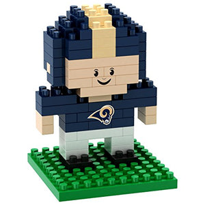 Los Angeles Rams BRXLZ Mini Player