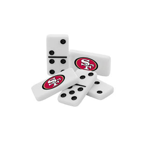 San Francisco 49ers Dominoes