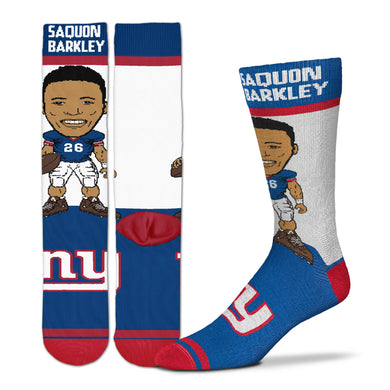 Saquon Barkley New York Giants Youth Socks