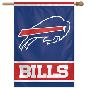 "Buffalo Bills Vertical Flag - 28""x40""  #1"
