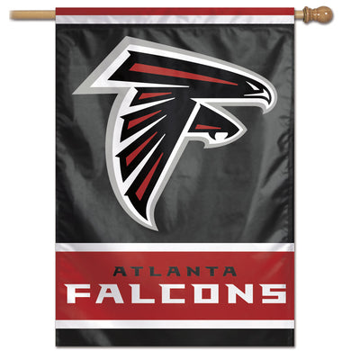 Atlanta Falcons Vertical Flag - 28