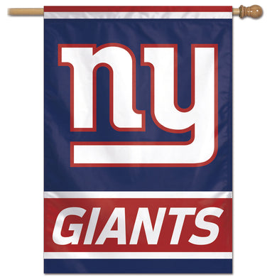 New York Giants Vertical Flag - 28