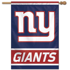 "New York Giants Vertical Flag - 28""x40"" #1"