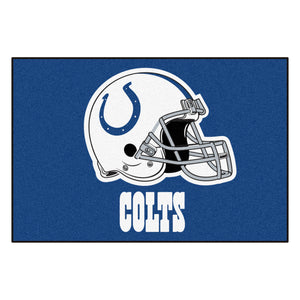 Indianapolis Colts All Star Fan Mat, NFL Floor Mat