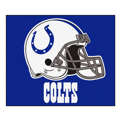 Indianapolis Colts Tailgating Mat, Colts Area Rug